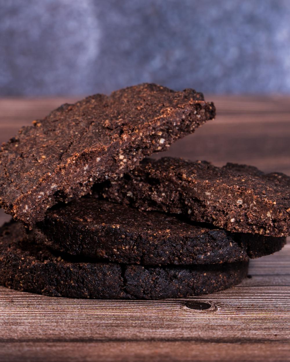 Ciastka brownie KETO